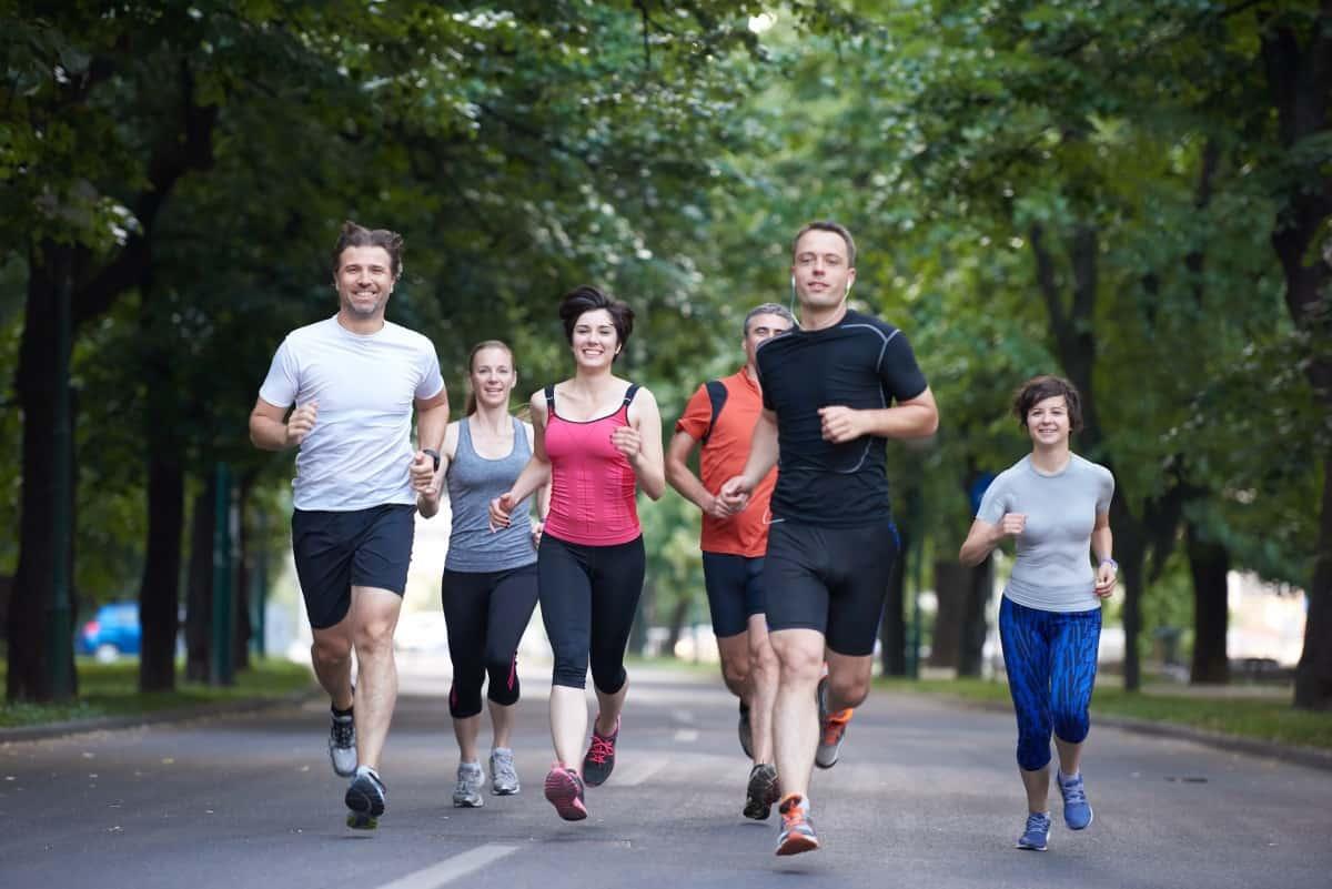 trening for bedrifter og grupper - løpetrening.no