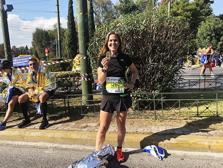 Intervju med Janicke Bråthe - Athen Marathon 2018 - løpetrening.no