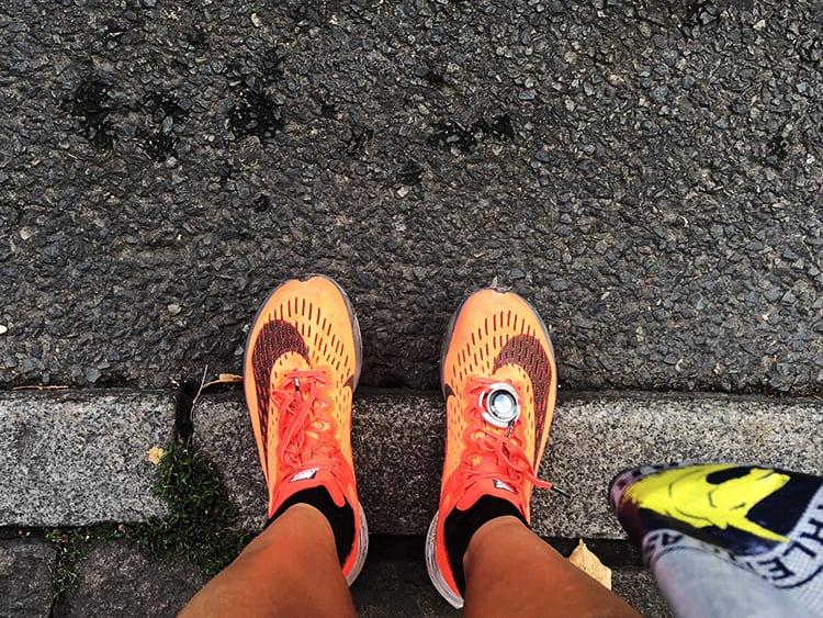 Valg av løpesko til ulike anledninger