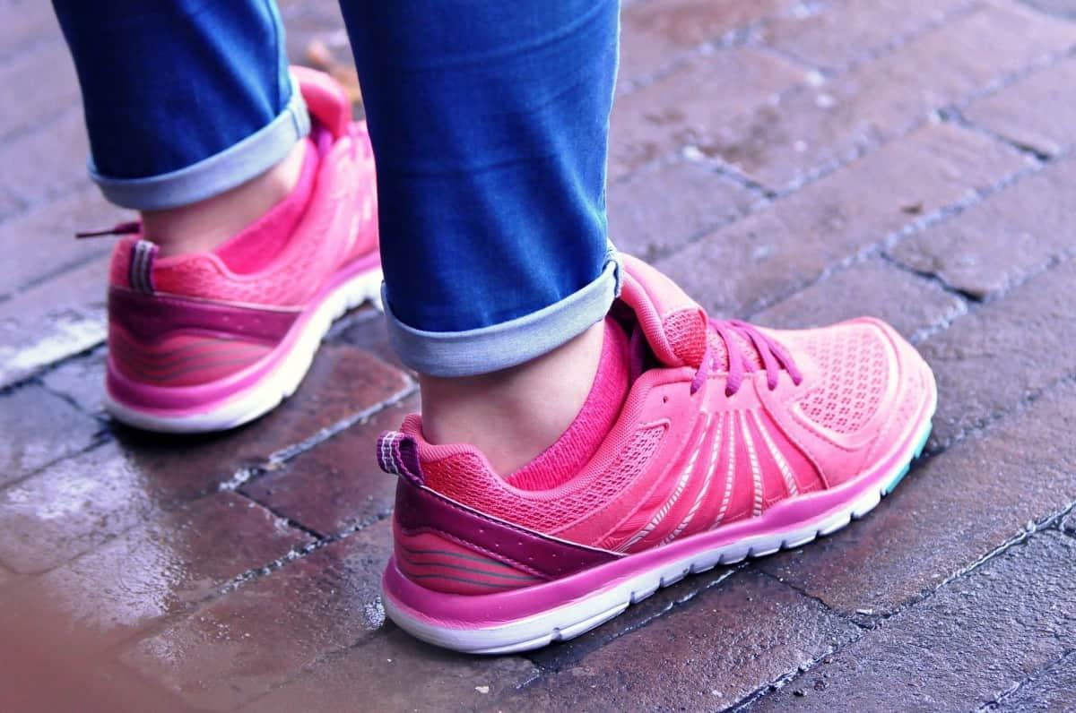 treningsprogram - valg av løpesko - løpetrening.no