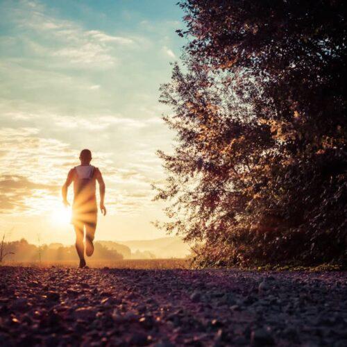 Halvmaraton under 1 time og 40 min