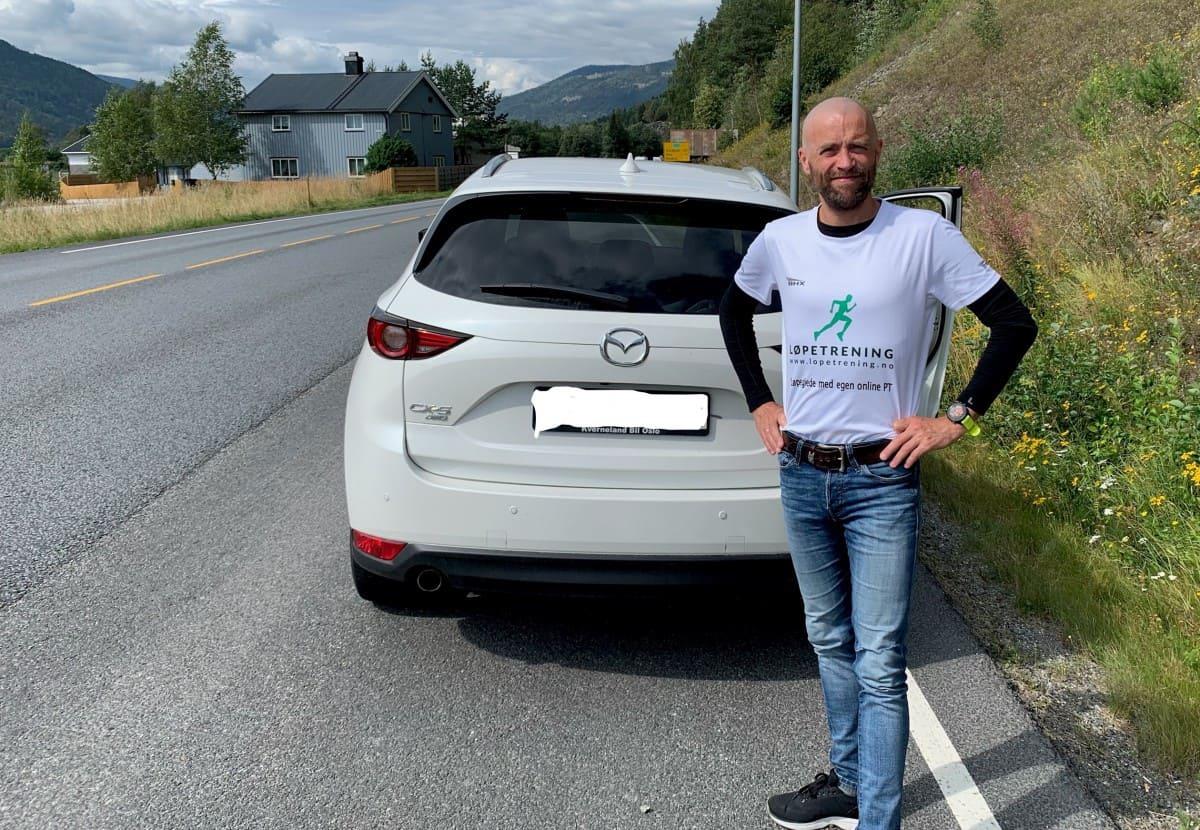 TO500 - på vei mot Trondheim