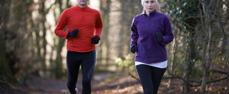 Vintertrening løping - løpetrening vinter grunntrening