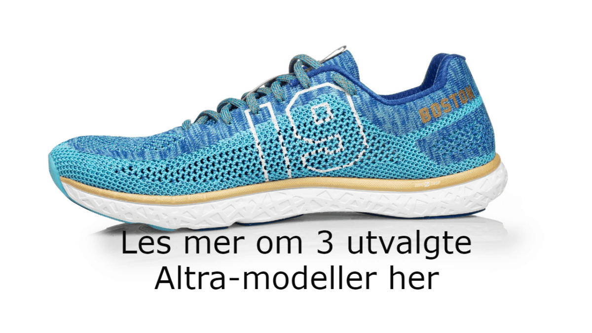 gratis altra løpesko 2