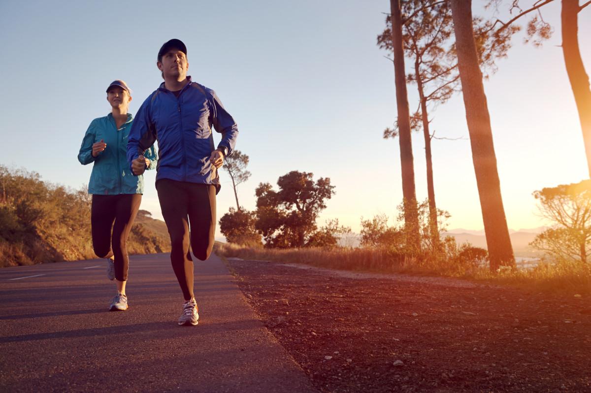 halvmaraton under 1 time og 20 minutter
