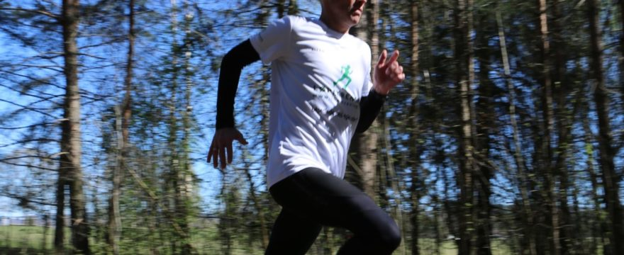 testløp på 5km
