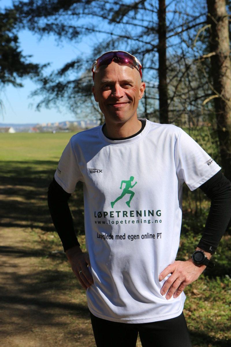 Andreas Gossner - Løpetrening.no