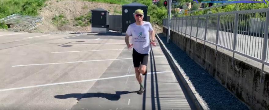 kortintervaller - ukas økt Løpetrening