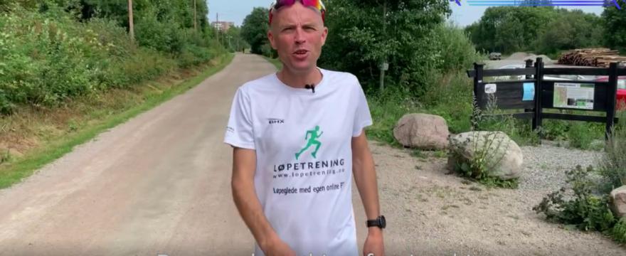 Første treningsøkt halvmaraton under 2tg15min - Løpetrening.no