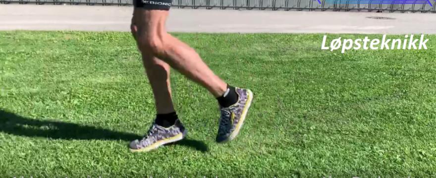 Løpsteknikk - Løpetrening.no
