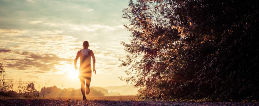 Hvordan motivere seg til å løpe alene?
