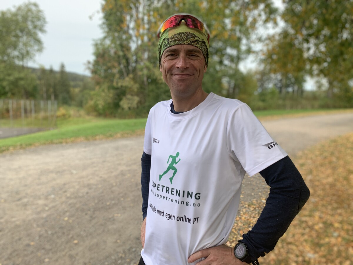 Over Dørstokkmila - Andreas hjelper