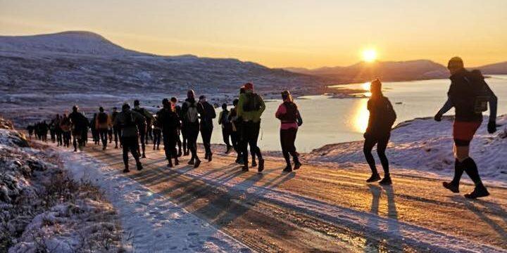 Skåbu Fjellmaraton starter tidlig