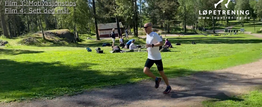 Favorittøkter - Løpetrening.no