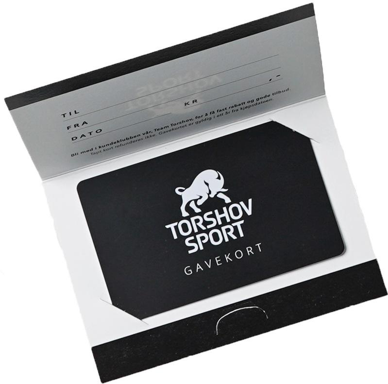 Gavekort Torshov Sport Sort