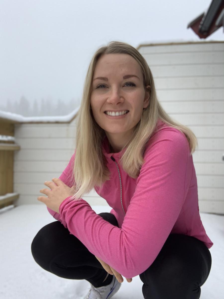 Bettina Høgseth Løpetrening.no