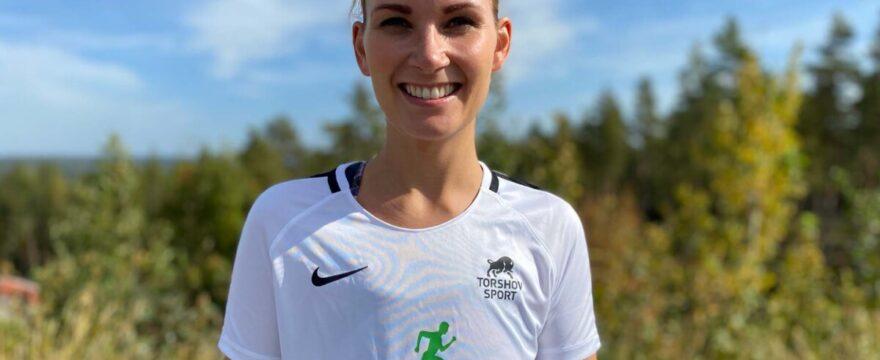 Bettina Høgseth ny PT i Løpetrening