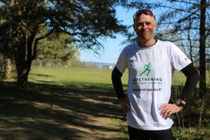 Lunsjprogram for løping